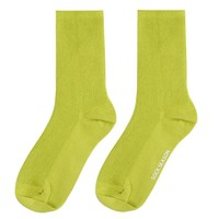 Essential Star Quality Sock | Avocado Green