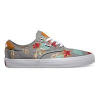 Vans Aloha Chima Feguson Pro Mens Shoes Light Grey  In Sizes