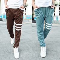 Harem Style Men Sport Sweat Pants
