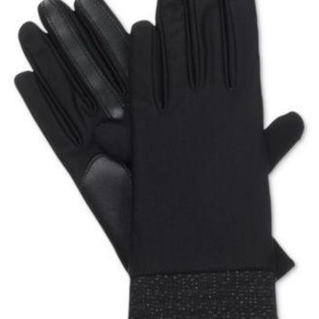 ISOTONER BRUSHED MICROFIBER GLOVES MSRP $40.00 M X-L L