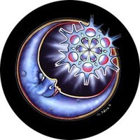 Cresent Moon Spare Tire Cover