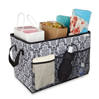 The Laura Ashley® Collection Collapsible Trunk Organizer in Delancy