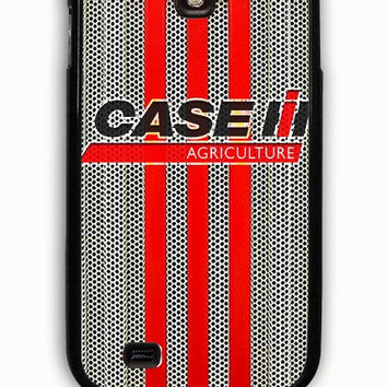 Samsung Galaxy S4 Case - Hard (PC) Cover with IH Tractor Diesel Plastic Case Design