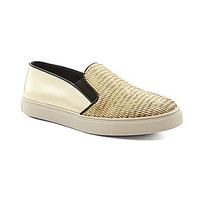 Steve Madden Ecentrcg Casual Sneakers - Gold