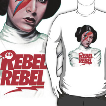 Rebel Rebel Leia by lekashop