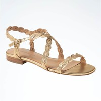 Braided Sandal | Banana Republic