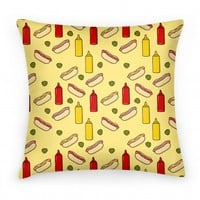 Hot Dog Pattern