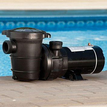 By PoolCentral .75 HP Self-Priming Above-Ground Swimming Pool and Spa Pump
