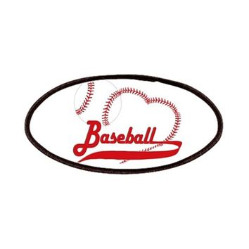 BASEBALL LOVE PATCH