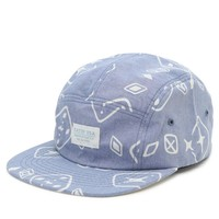 Katin Visions 5 Panel Hat - Mens Backpack - Blue - One