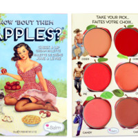 How 'Bout Them Apples?® -- Lip and Cheek Cream Palette
