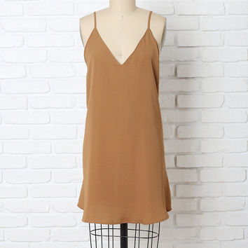 Penelope Slip Dress