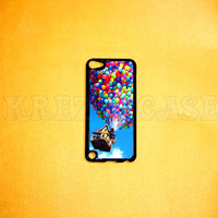 iPod Touch 5 Case,Balloon House UP Movie iPod touch 5 Cases, iPod touch 5G Cover,Case for iPod touch 5