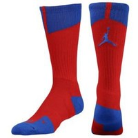 Jordan AJ Dri-Fit Crew Sock - Men's at Champs Sports