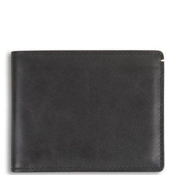 ICIK8X2 Ugg Australia Mens Branford Leather Billfold
