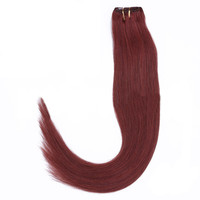 Human Hair Invisible Hair Extension Wig   33#