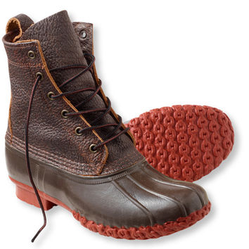 "Women's Bean Boots by L.L.Bean, Bison 8"": Rain Boots 