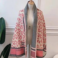 Perfect Givenchy Women Wool Scarf Shawl  Scarf