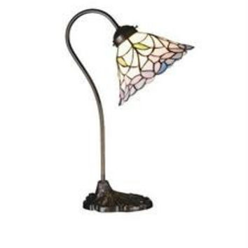 18 Inch H Daffodil Bell Desk Lamp Table Lamps