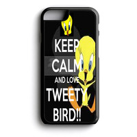keep calm and love tweety bird iPhone 4s iPhone 5 iPhone 5c iPhone 5s iPhone 6 iPhone 6s iPhone 6 Plus Case | iPod Touch 4 iPod Touch 5 Case