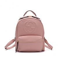 Gucci Women Fashion School Bookbag Backpack