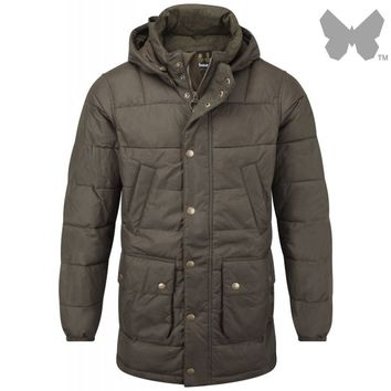 Barbour Men's Fairford Jacket – Olive MQU0601OL71 - Mens - Barbour - Our Brands | Country Attire