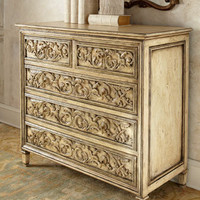 "John-Richard Collection - ""Chella"" Five-Drawer Chest - Horchow"