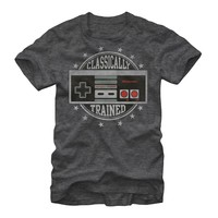 Nintendo Men's - Classically Trained T Shirt