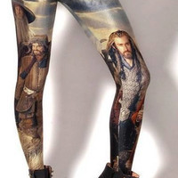 The Hobbit leggings!