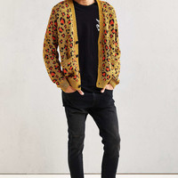 UO Grandpa Textured Cardigan - Urban Outfitters