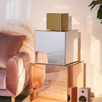 Mirrored Cube | Urban Outfitters