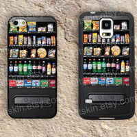 Vending machine  phone case iphone 4 4s iphone  5 5s iphone 5c case samsung galaxy s3 s4 case s5 galaxy note2 note3 case cover skin