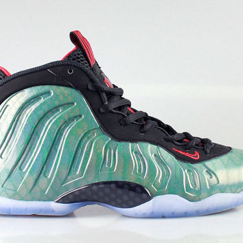 Nike Big Kid's GS Air Foamposite Pro Little Posites Gone Fishing