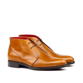 Alex Chukkas from Spain (Genuine leather, water and scratch resistant)