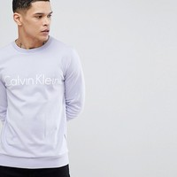 Calvin Klein Sweat with Logo at asos.com