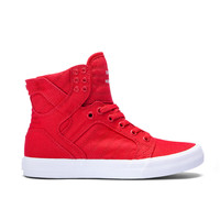 Skytop D Sneakers in Red White