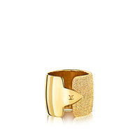 Products by Louis Vuitton: Inside Lv Paved Ring