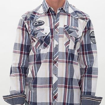 Affliction American Customs Capital Shirt