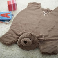 Bear Plush Play Mat | Pottery Barn Kids