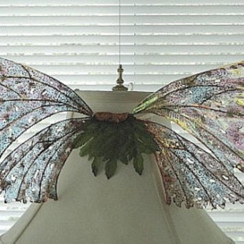 Fairy Wings-Iridescent- Copper Fairy Wings-Adult and Children size (Made By Request)