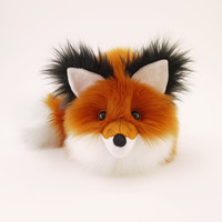 Rupert the Rusty Red Fox Stuffed Animal Plush Toy