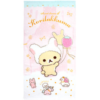 Buy San-X Sweet Dream of Korilakkuma Bunny Ears Pink Bath Towel at ARTBOX