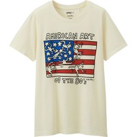 Women's SPRZ NY Keith Haring T-Shirt | UNIQLO
