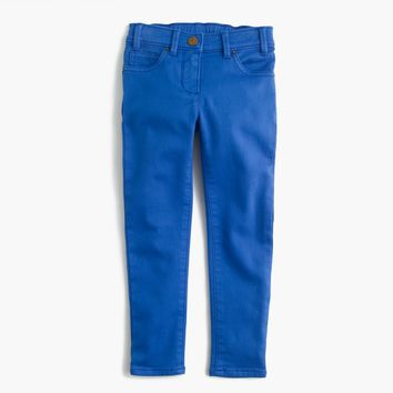 Girls' Bright Runaround Jean : Girls' Jeans | J.Crew