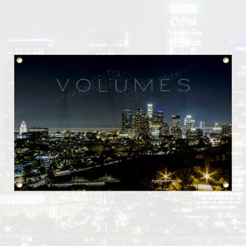 Volumes - No Sleep Wall Flag