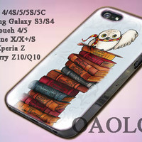 Case for iPone 4/4S/5/5S/5C, Samsung Galaxy S3/S4, iPod Touch 4/5 design heddwig harry potter