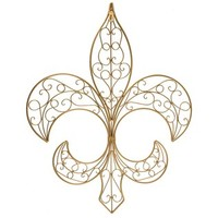 Gold Fleur-De-Lis Wall Decor | Shop Hobby Lobby