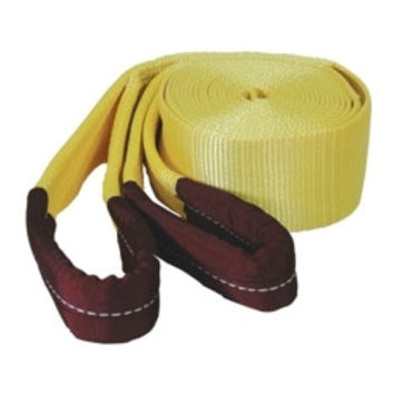 TOW STRAP WITH LOOPED ENDS 3IN. X 30FT. 30000LB.
