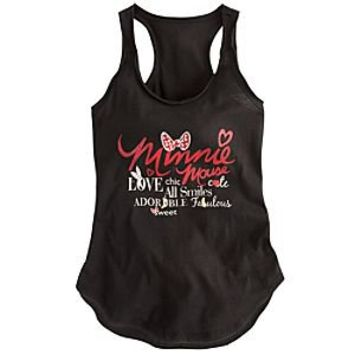 Minnie Mouse Tank for Women | Disney Store