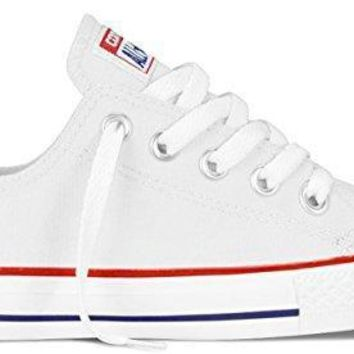 Converse Chuck Taylor Infants Toddler Optical White Ox Canvas Skateboarding Shoes